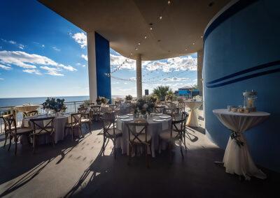 Terrace wedding 1